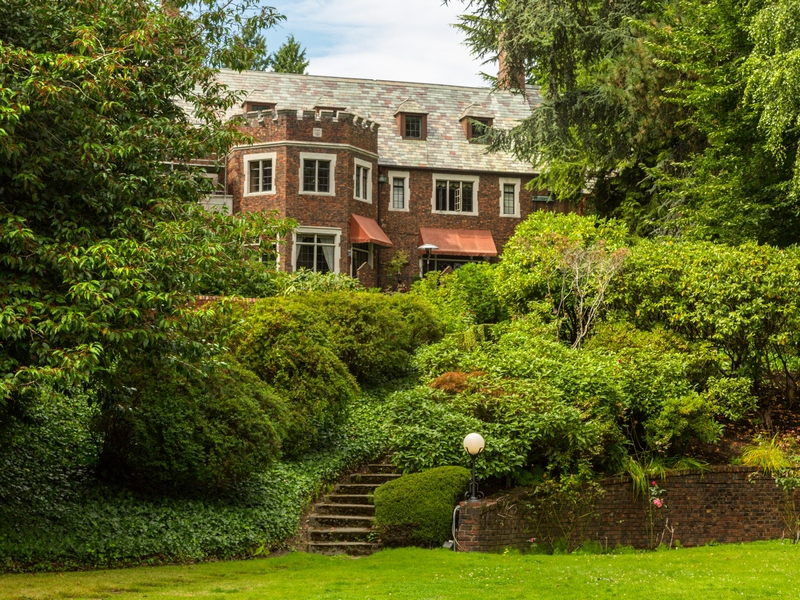LAKE WASHINGTON ESTATE | SEATTLE