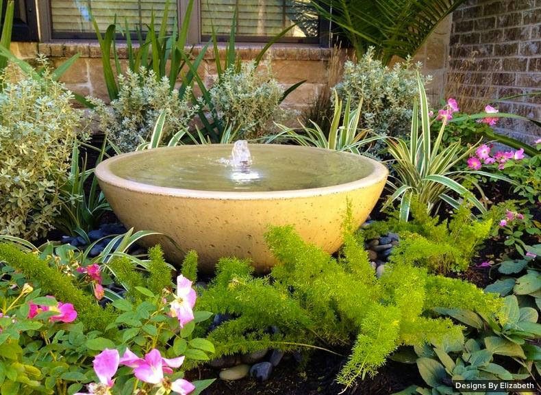 Diy Garden Fountains Vicki Jackson
