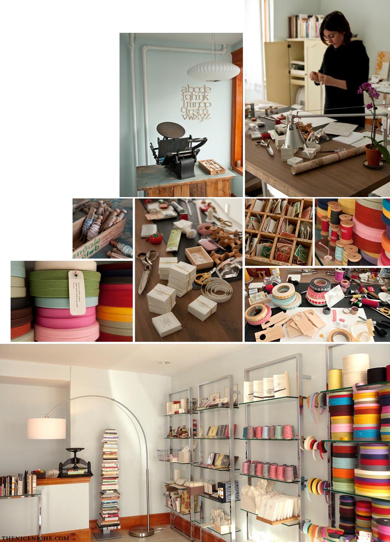 Angela Liguari, Studio Carta Nice Niche Feature