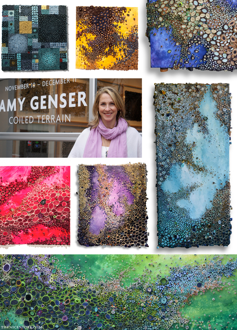Amy Genser Nice Niche Feature