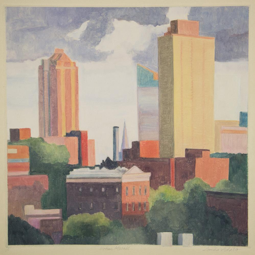 """Urban Mosaic"""