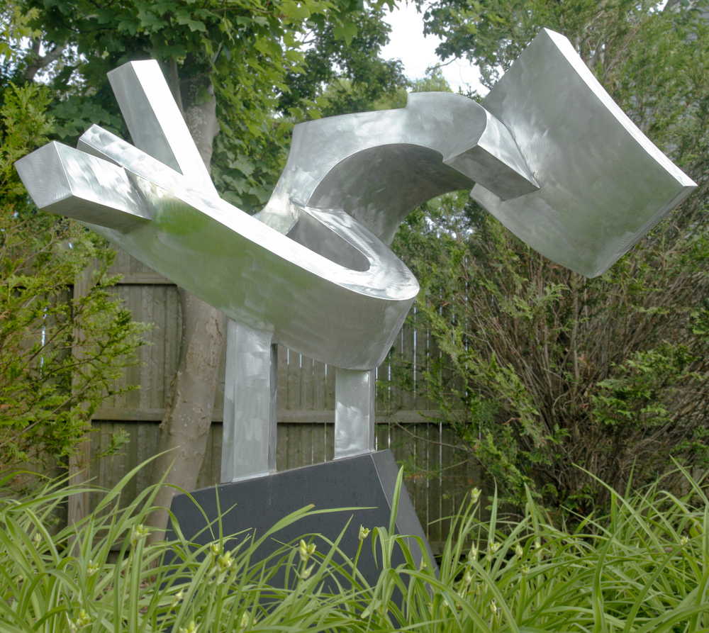 Sculpture by Bill Barrett