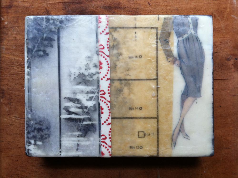 Artist Jessica Burko