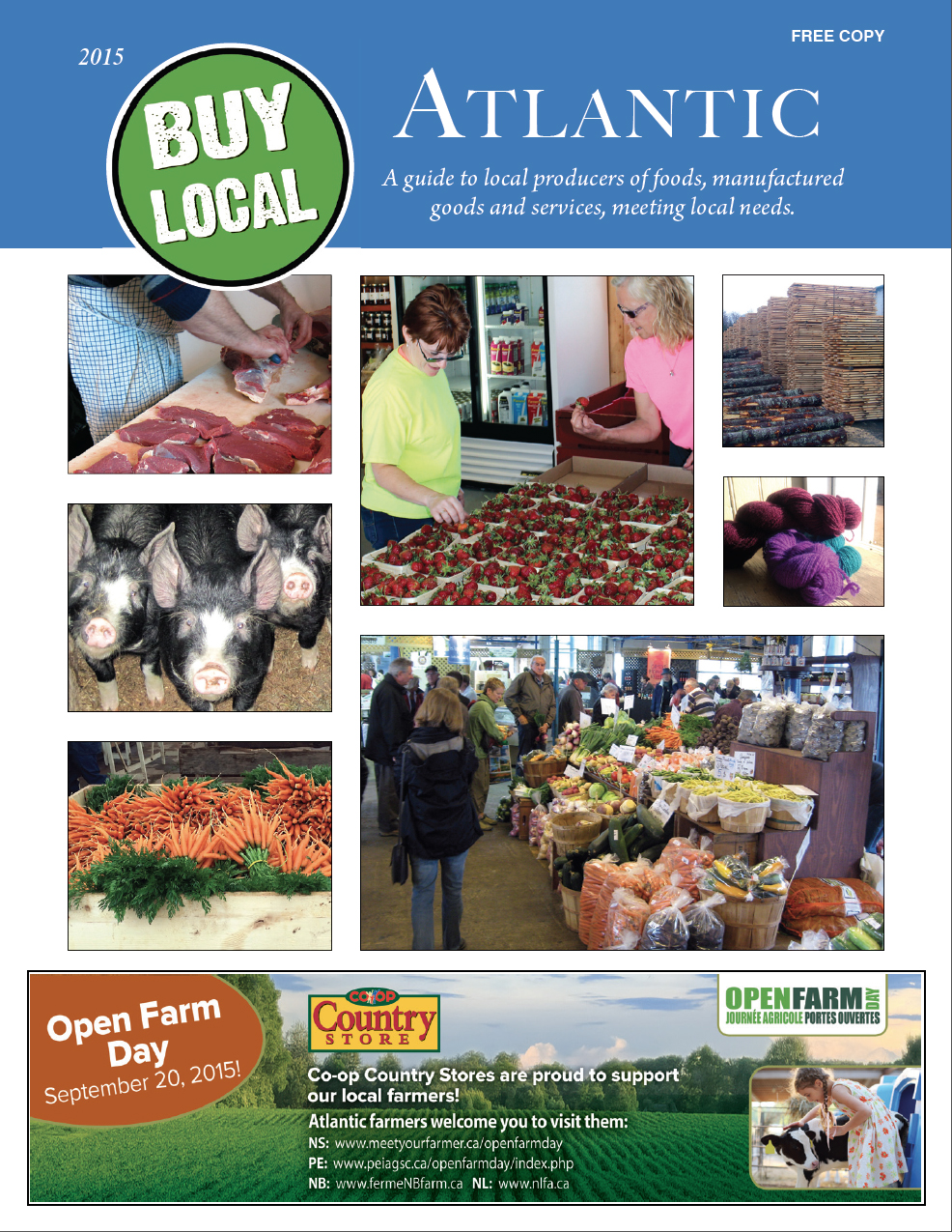 Download your FREE copy of Buy Local Atlantic 2015 today!