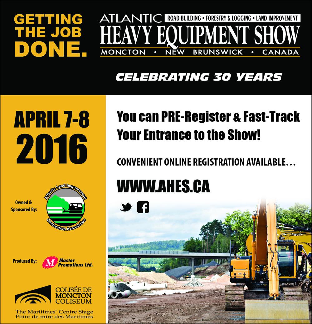 Atlantic Heavy Equipment Show Guide (pdf download)