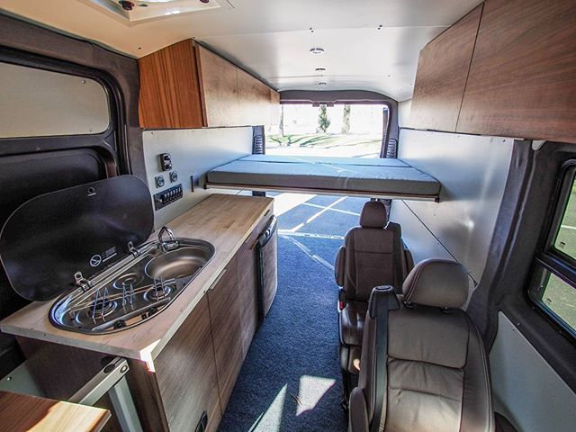 This brand new custom 2018 ProMaster is our most recent build out, and is currently for sale. If you are interested in learning more, email us at vans@rossmonsterdesign.com.  If you know someone who may be interested, tag them. If they end up buying it, we will ship you a care package of off-grid solar equipment for sending them in our general direction. Contact us for more info!  #rossmonstervans #vanforsale #giveaway #offgrid #solarpowered
