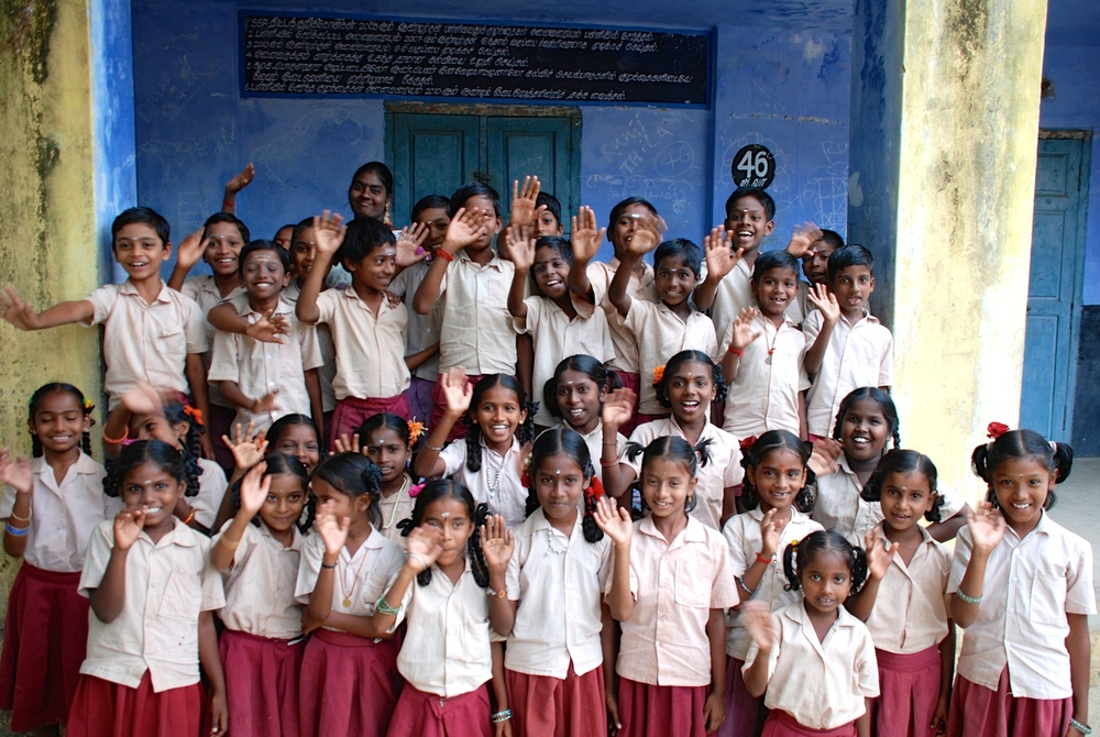 Yettukkudaisai Panchayat Union Primary School tutees