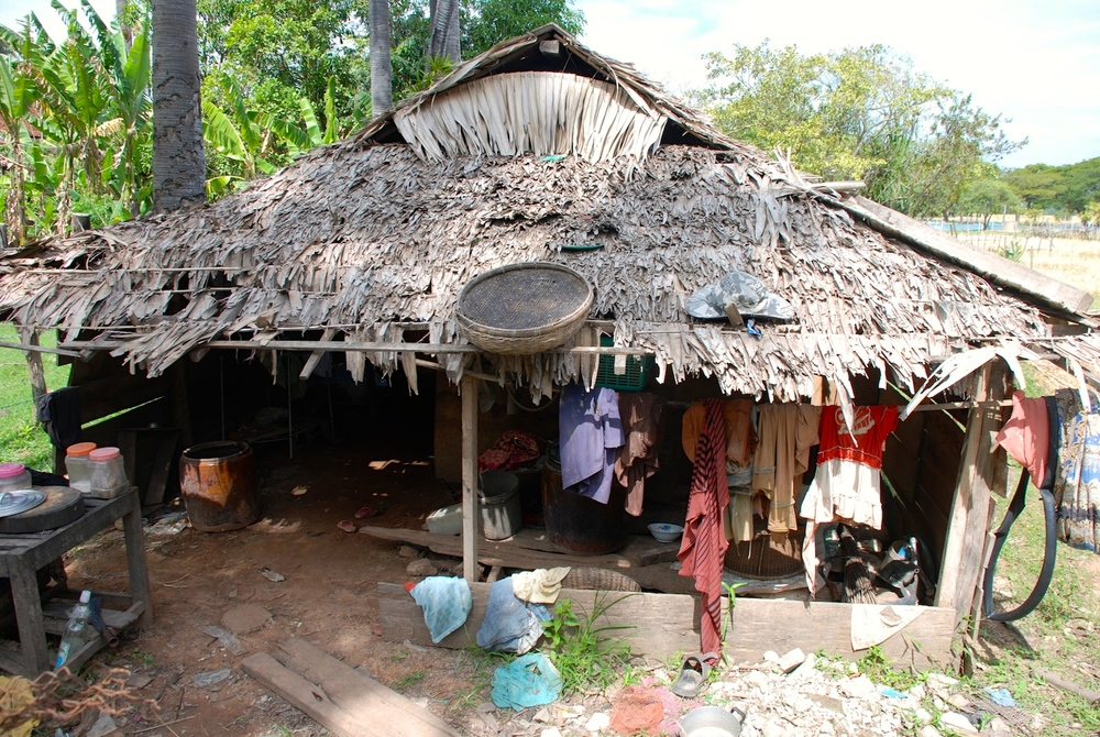 Sokpoan's family home