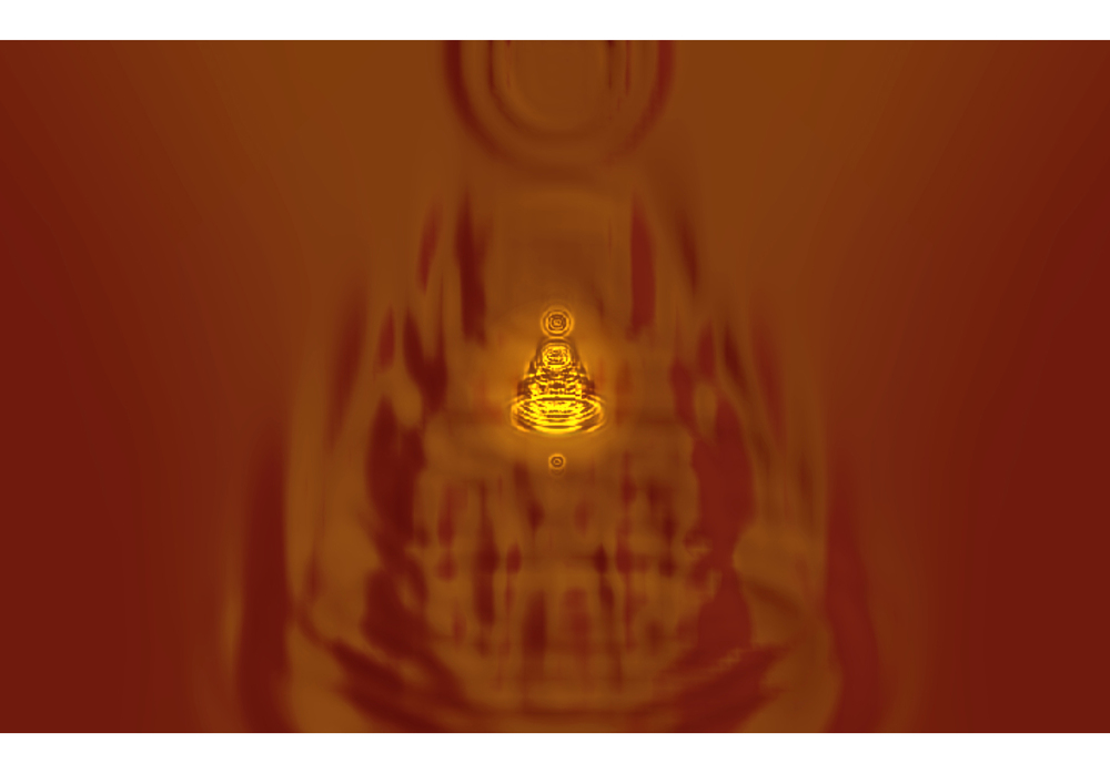 Buddha Series.74 by David Hykes