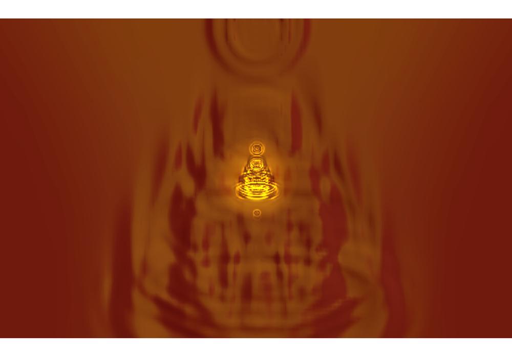 Buddha Series.74 by David Hykes
