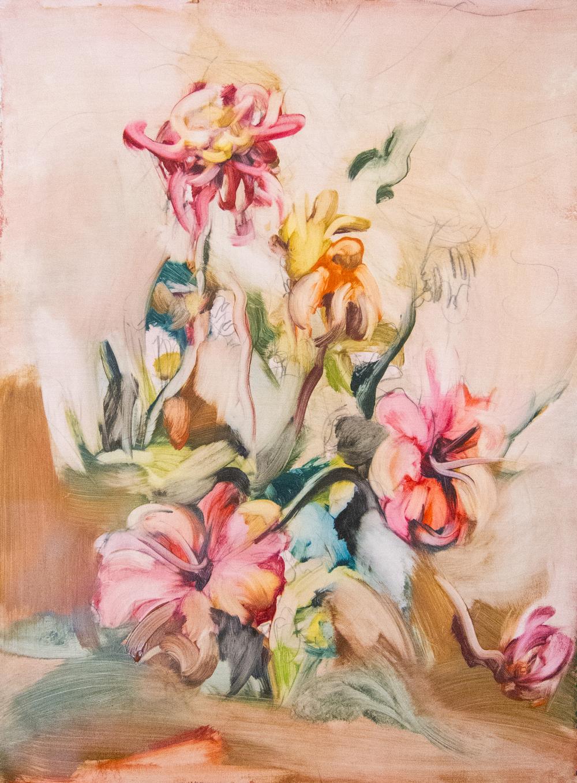 Untitled (flowers) by Suzanne Unrein