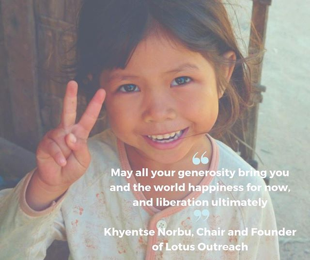 What began as a small project 25 years ago to assist Tibetan refugees is now an international organization with multidimensional programs serving vulnerable women and children in some of the most neglected areas of rural India and Cambodia.  We invite you to join our Gift of Hope campaign that will take place December 10th through December 31st. Follow link in bio to give the gift of hope!
