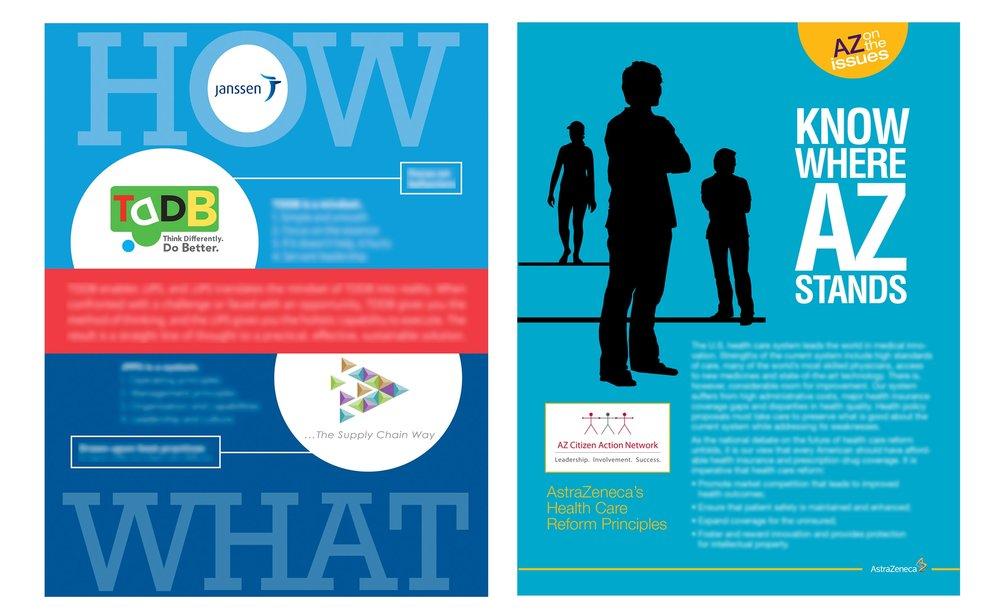 Newsletter Layout for Einstein Medical Center Montgomery