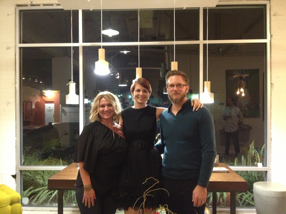 Amy Bromley, Brenda Zurn, Robert Zurn