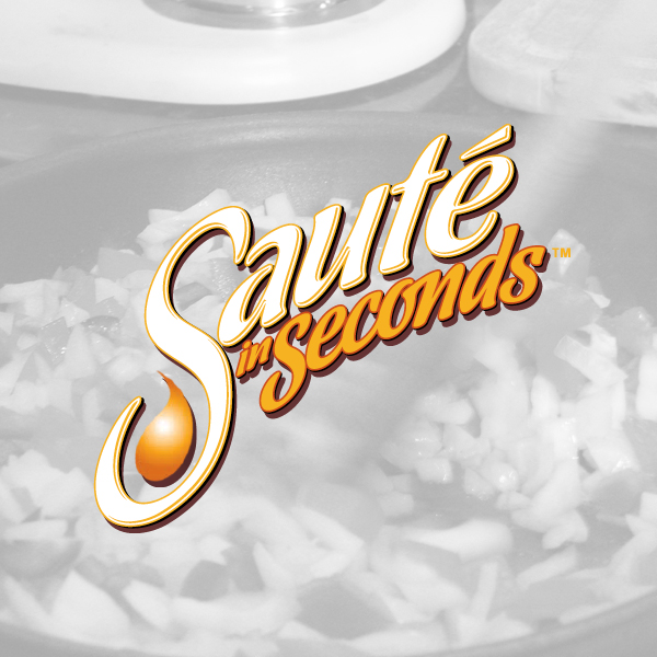 SAUTÉ  IN SECONDS