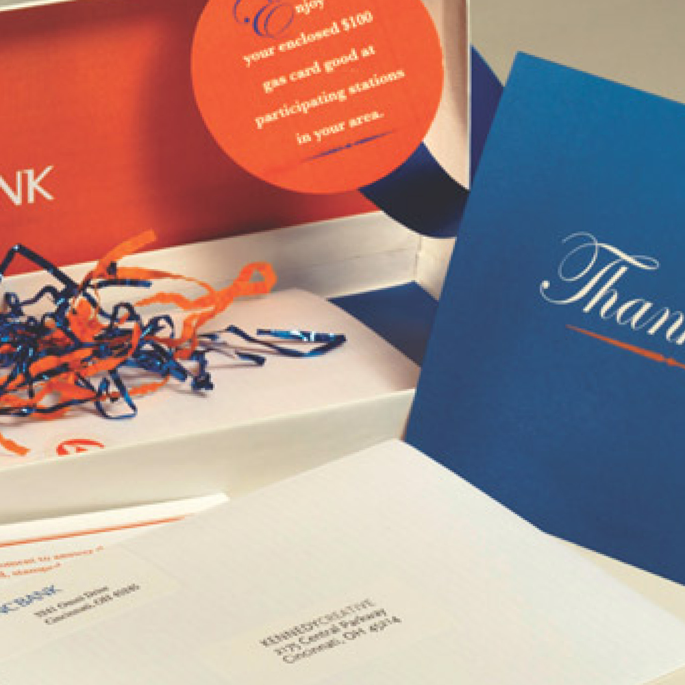 PNC | BANK   LOYALTY PROGRAM YIELDS 67% RESPONSE RATE