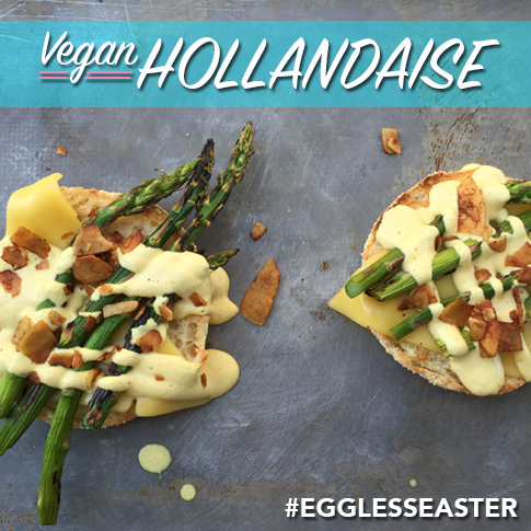 Vegan Hollandaise