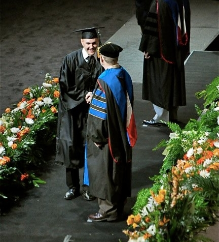 University of Tennessee Alum (Bachelor in Finance)
