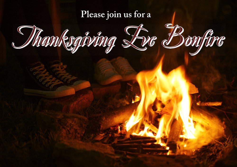 Join us for a wonderful evening of fellowship on our beautiful patio.  Included will be a chili dinner, a bonfire and some moments to give God  thanks for all of his blessings! It is one of our favorite evenings of  the  entire year. Hopefully you can join us!