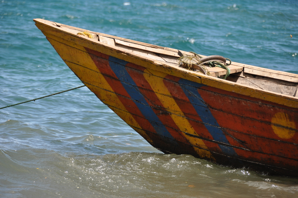 (This is not the boat that was purchased. I do not have a photo available, at this point in time, but will be tracking it down upon my return to Tanzania in January 2014.)