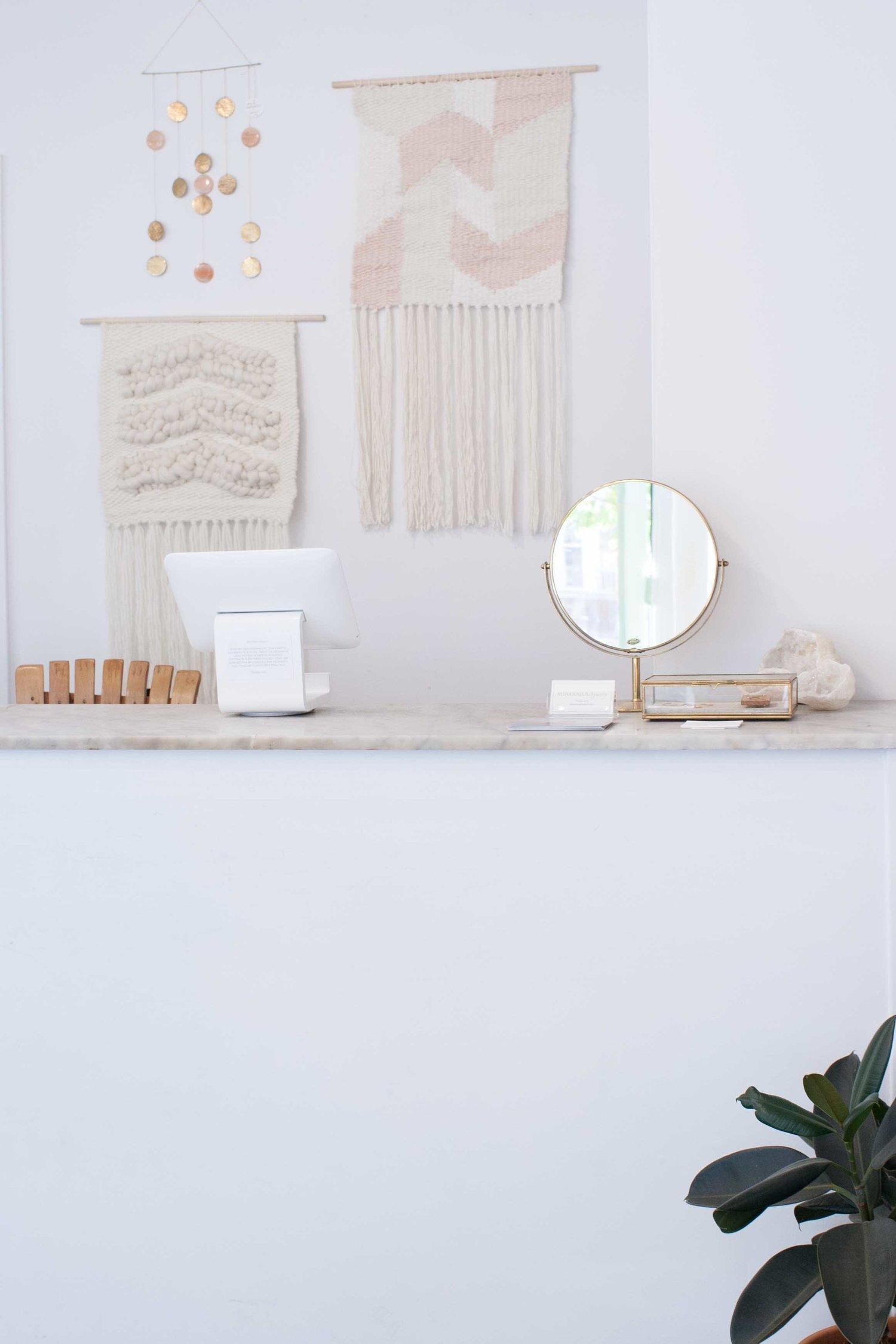 Studio + Shop — Mineralogy