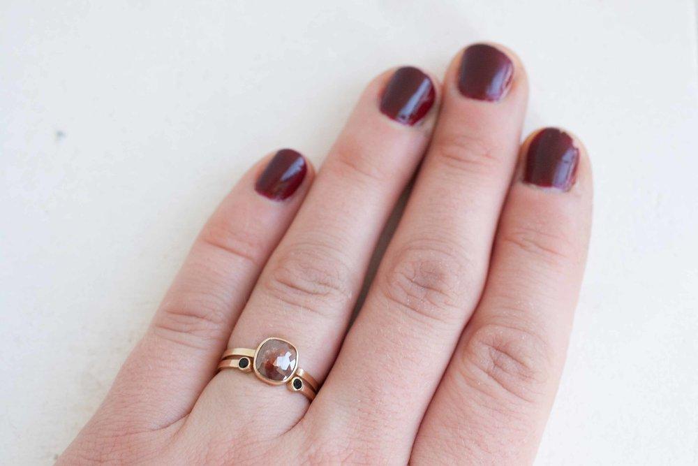 Red Rustic Diamond Custom Engagament-8.jpg