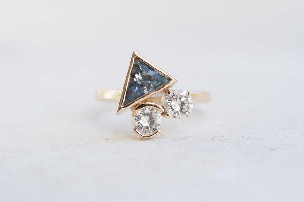 Collin + Lauren Montana Sapphire Triangle Ring-5.jpg