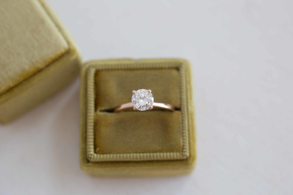 Robert + Sapphira Moissanite Rose Gold Solitaire -6.jpg