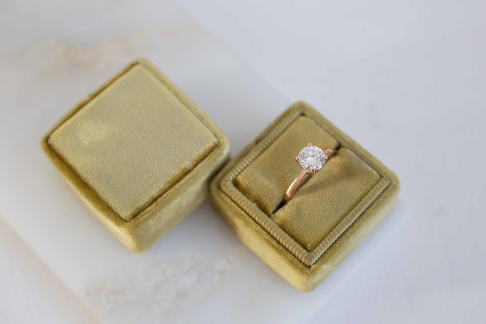 Robert + Sapphira Moissanite Rose Gold Solitaire -7.jpg
