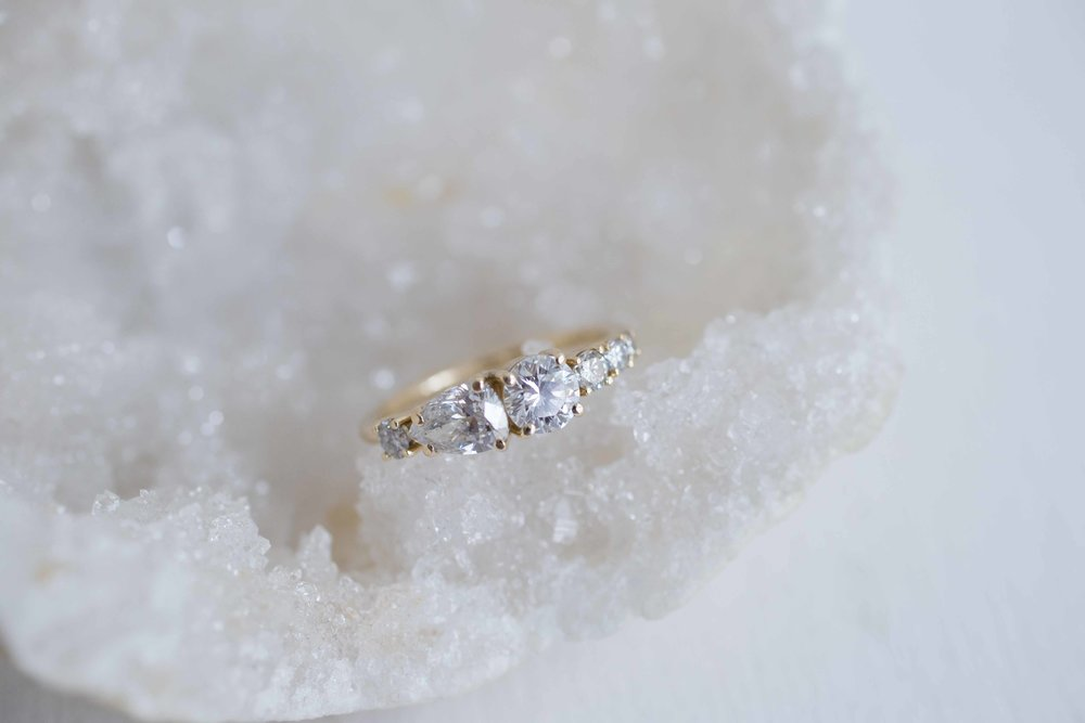 Hanah Vissepo Custom Heirloom Diamond Cluster Ring-9.jpg