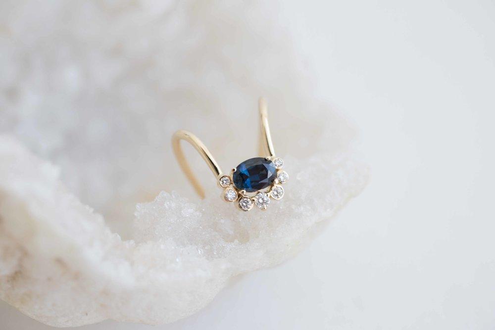 Nikhil + Anita Sapphire Diamond Vanki Ring-2.jpg