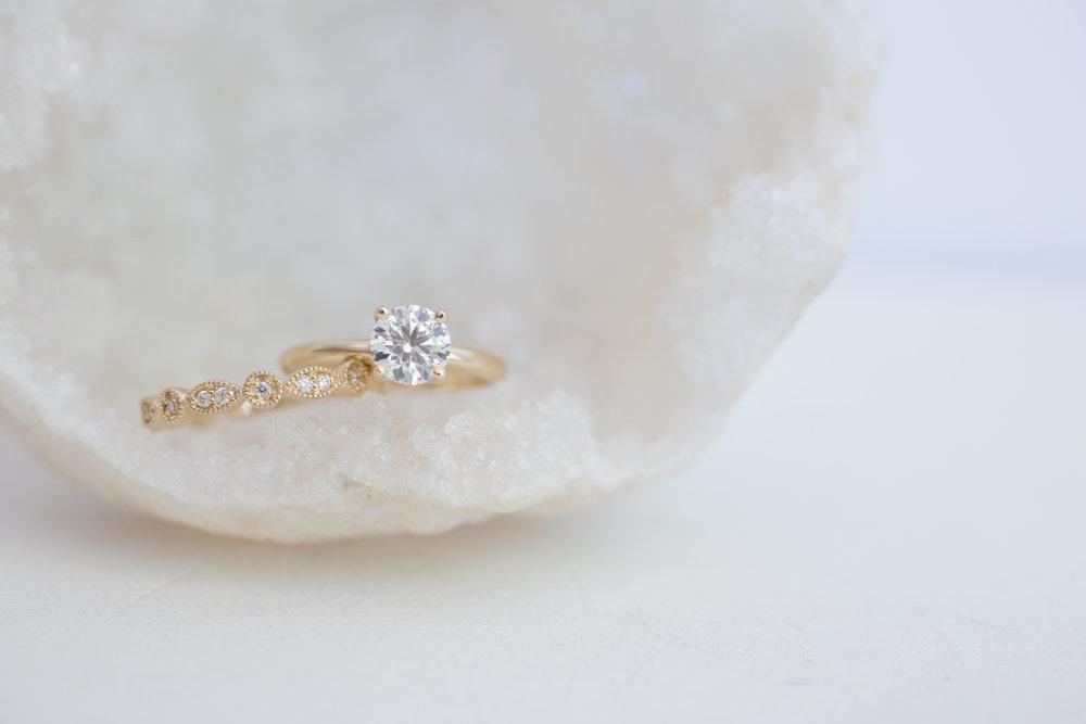Elizabeth Schut Diamond Solitaire + Diamond Wedding Band-14.jpg