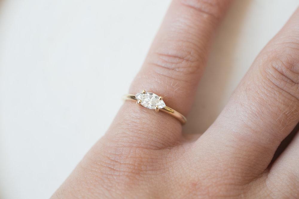 Ben + Aubrey Marquise Diamond Solitaire Ring-10.jpg