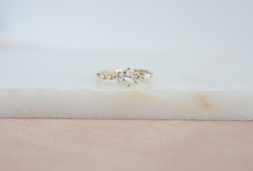 Jacob + Greta Half Moon Diamond Cluster Ring-2.jpg