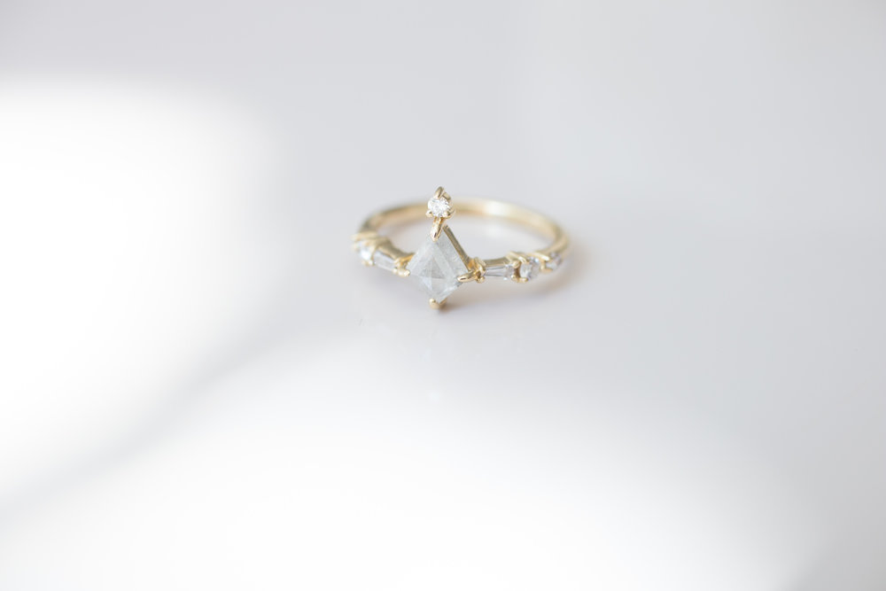 Chas + Claire Rustic Diamond Kite Cluster Ring-7.jpg
