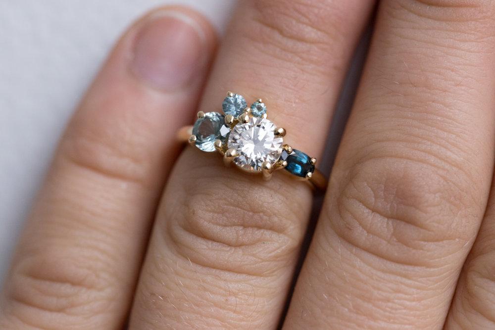 Eric + Molly Heirloom Diamond + Sapphire Ring-13.jpg