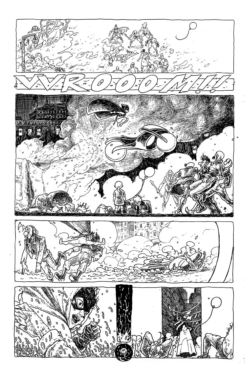 Secret Origins #4 page 3