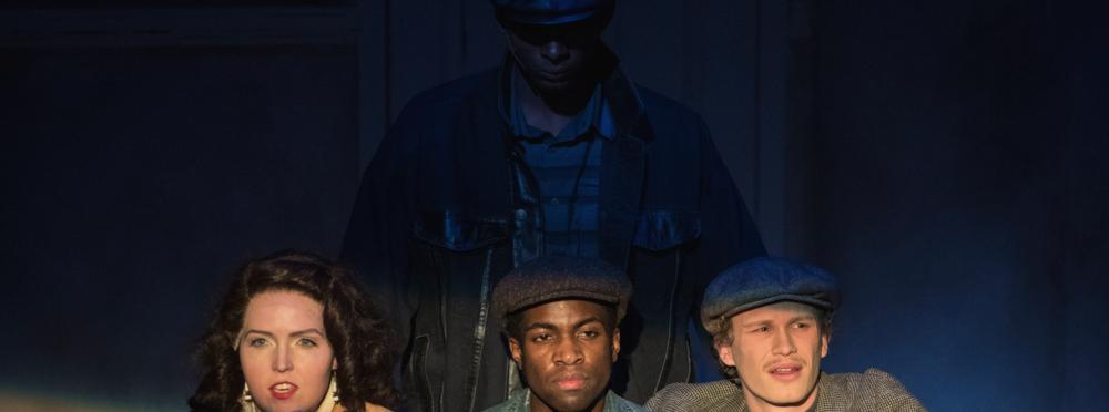 the theatre school -