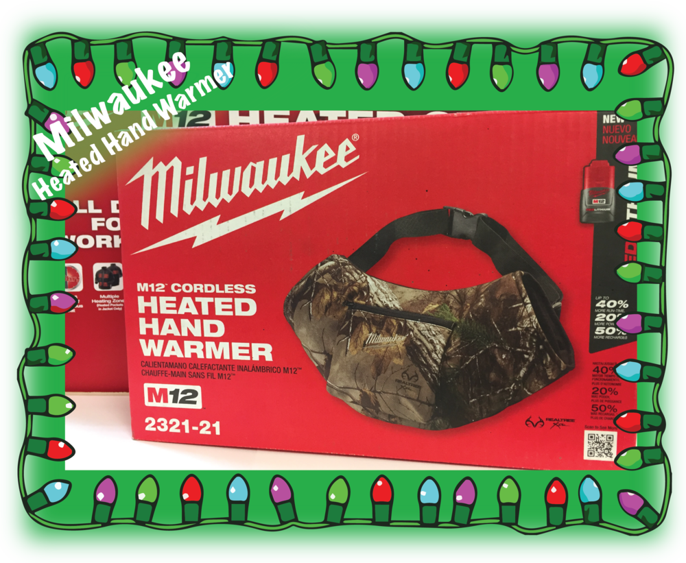 Milwaukee Heated Hand Warmer. Part Number:2321-21