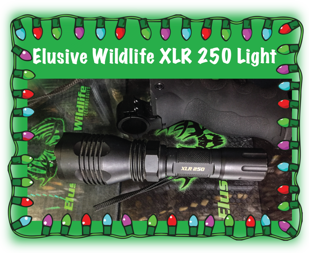 Elusive Wildlife XLR 250 Light