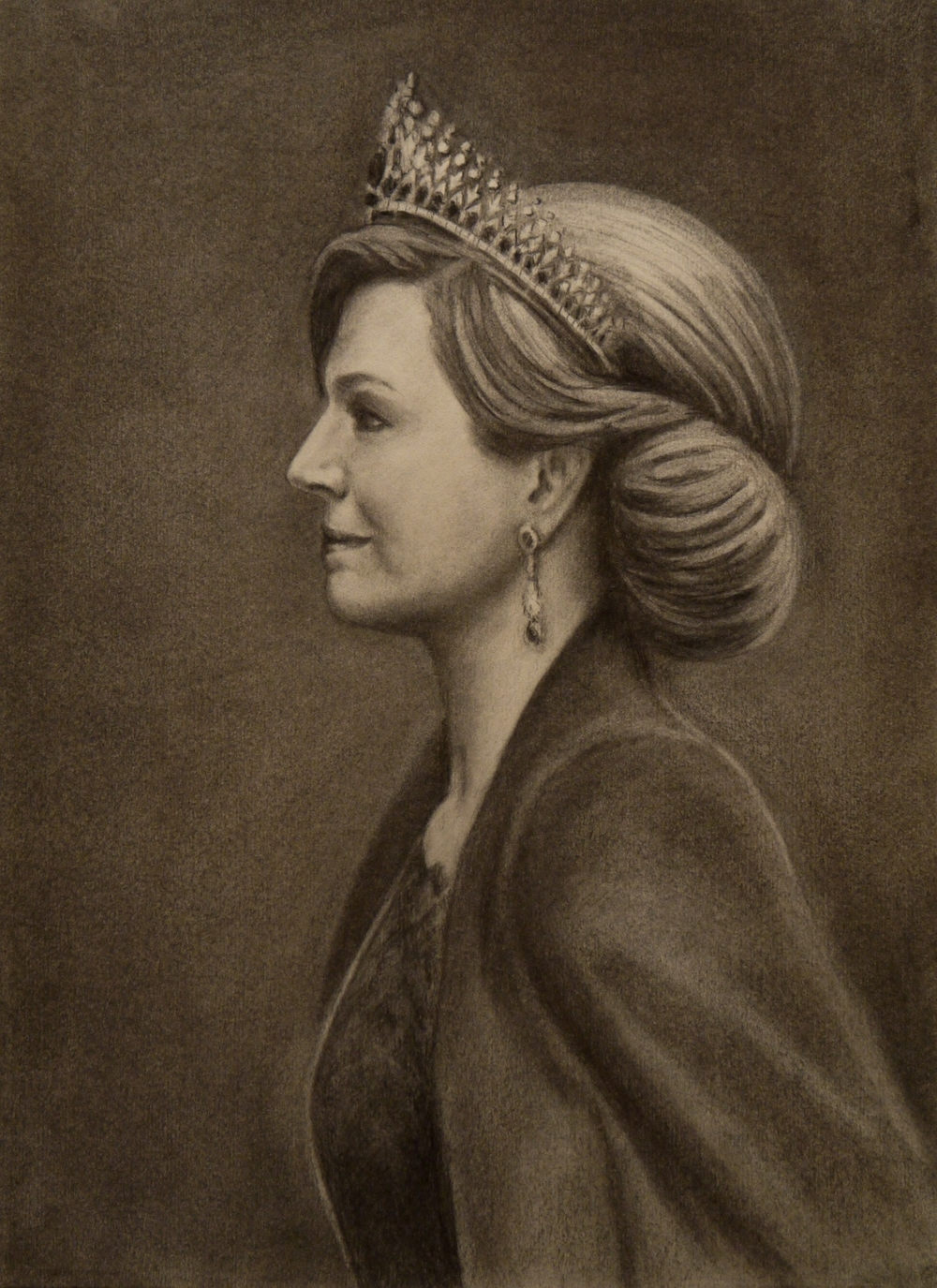 HM Queen Máxima, Princess of the Netherlands, Princess of Orange-Nassau