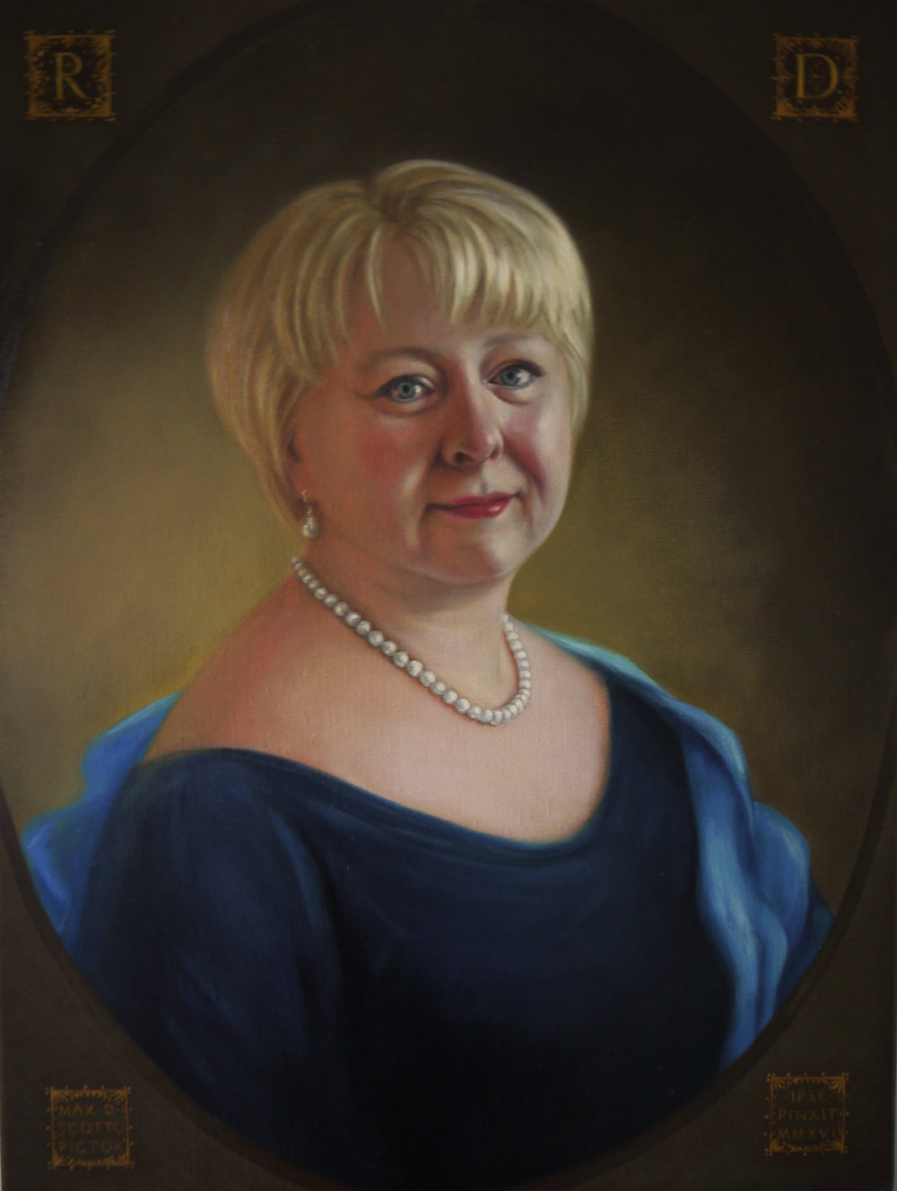 Regina Dumke, Baroness of North Cadbury
