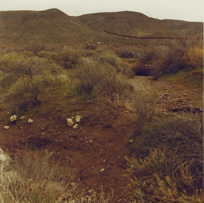 Mexican Border, CA.