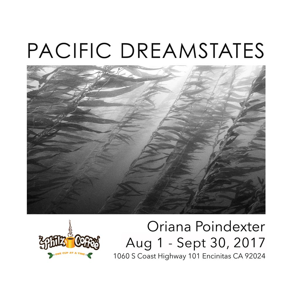 Solo Show - Pacific Dreamstates, Encinitas, CA