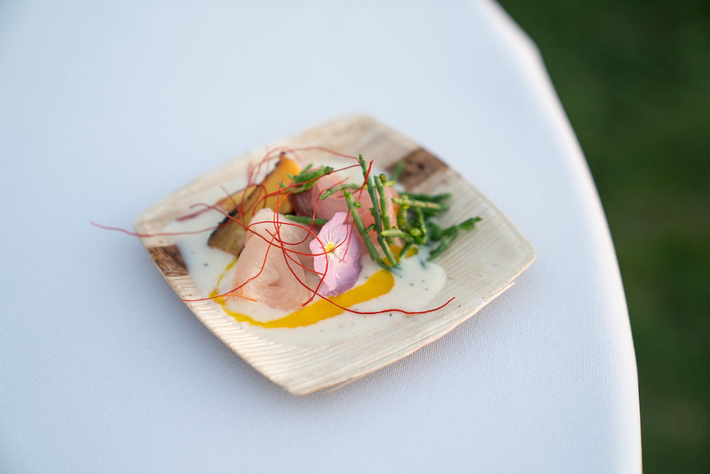 Farmed vs. Wild Yellowtail by Chef Davin Waite