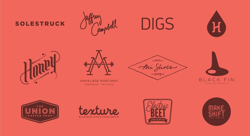 A Lot of Logos