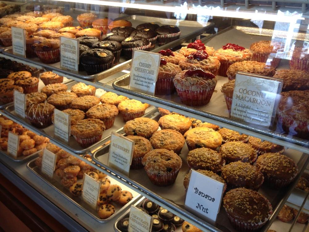 muffins in case.JPG