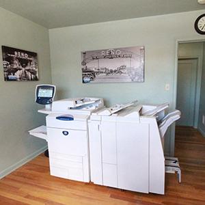 MidTown Printing printer