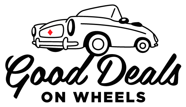 Good Deals on Wheels Reno Logo