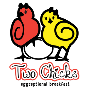 Two Chicks logo